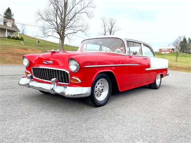 1955 Chevrolet Bel Air (CC-1444050) for sale in Grafton, West Virginia