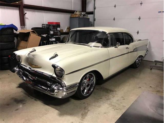1957 Chevrolet Bel Air (CC-1444051) for sale in Midlothian, Texas