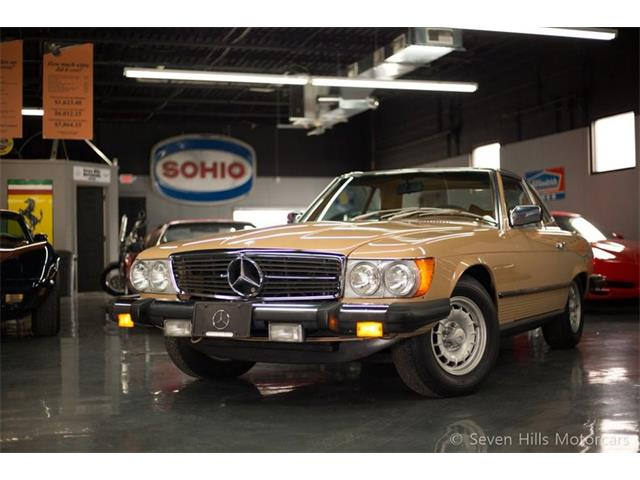 1979 Mercedes-Benz 450SL (CC-1444054) for sale in Cincinnati, Ohio