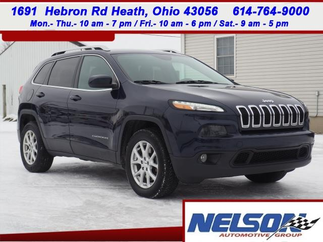 2014 Jeep Cherokee (CC-1444064) for sale in Marysville, Ohio
