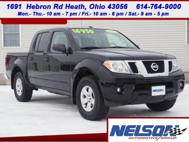 2013 Nissan Frontier (CC-1444068) for sale in Marysville, Ohio