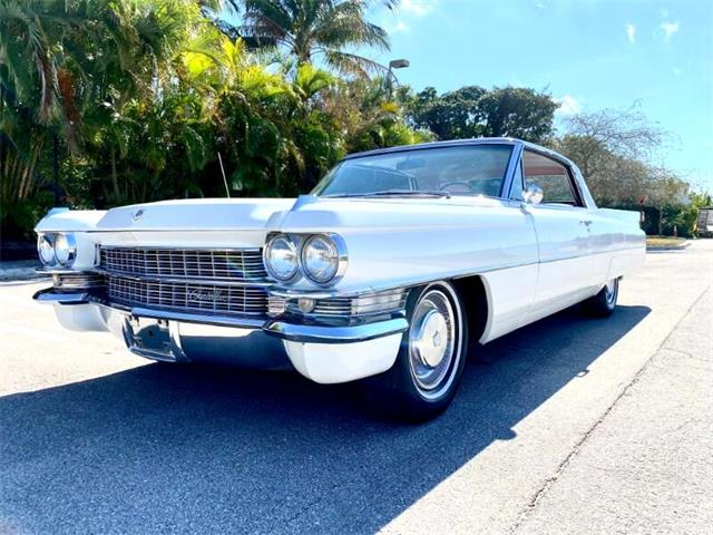 1963 Cadillac Coupe DeVille (CC-1444070) for sale in Lakeland, Florida