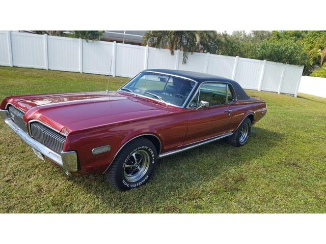 1968 Mercury Cougar XR7 (CC-1444073) for sale in Lakeland, Florida