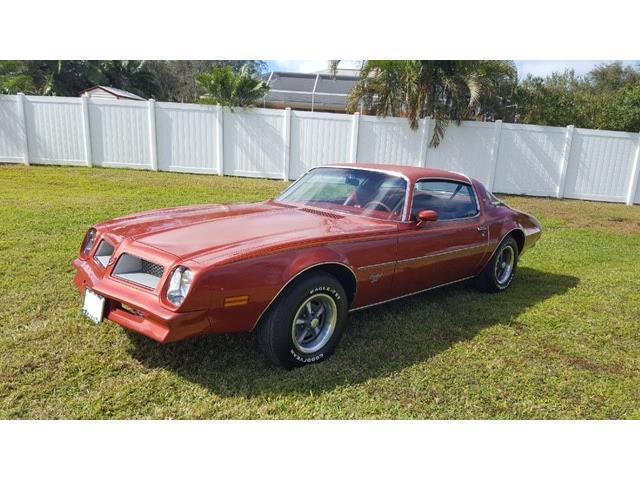 1976 Pontiac Firebird (CC-1444078) for sale in Lakeland, Florida