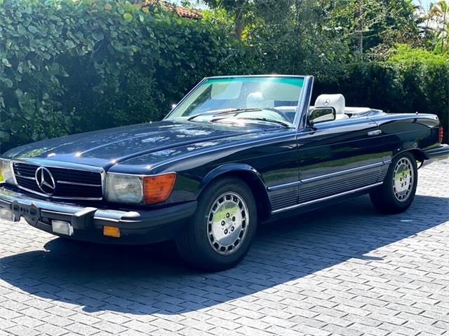 1984 Mercedes-Benz 380SL (CC-1444082) for sale in Lakeland, Florida