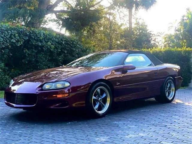 2002 Chevrolet Camaro (CC-1444084) for sale in Lakeland, Florida
