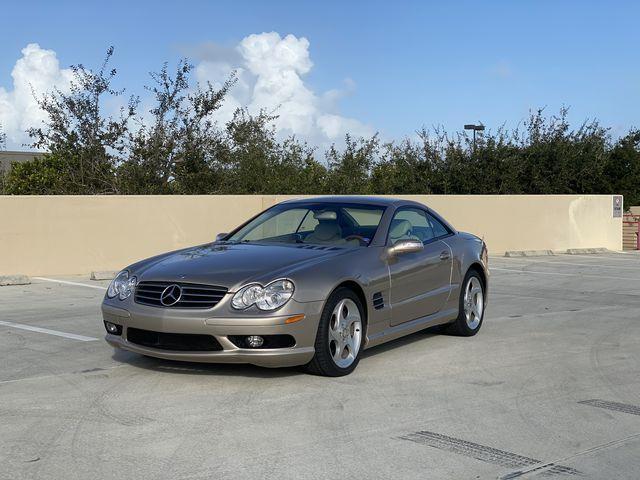 2004 Mercedes-Benz SL500 (CC-1444087) for sale in Lakeland, Florida