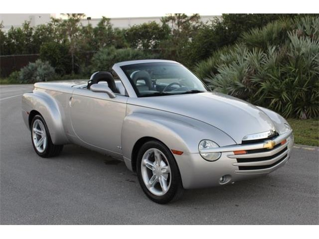 2004 Chevrolet SSR (CC-1444088) for sale in Lakeland, Florida