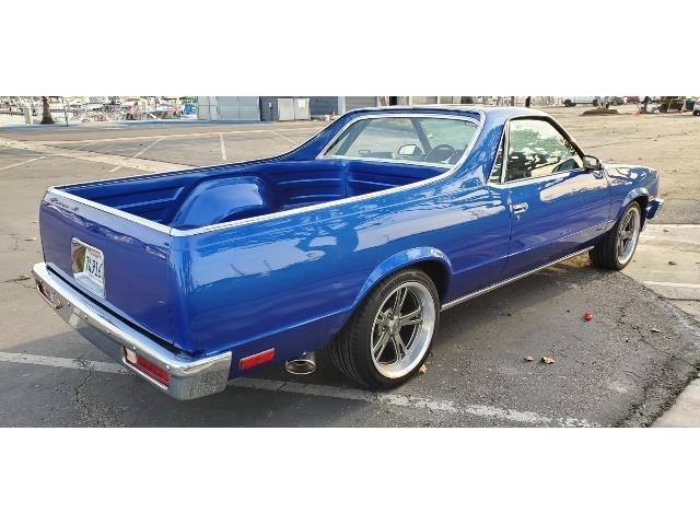 1987 Chevrolet El Camino (CC-1440041) for sale in Palm Springs, California