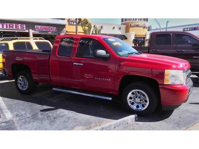 2011 Chevrolet Silverado (CC-1444101) for sale in Lakeland, Florida