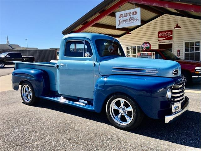 1948 Ford F1 (CC-1444102) for sale in Dothan, Alabama