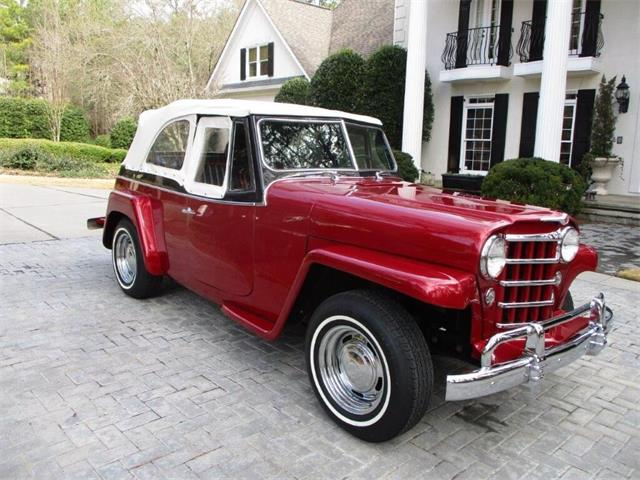 1950 Willys Jeepster (CC-1444108) for sale in Marietta, Georgia