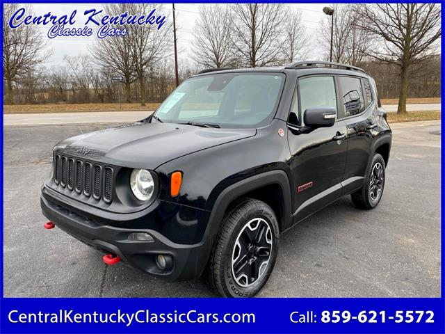 2015 Jeep Renegade (CC-1444109) for sale in Paris , Kentucky