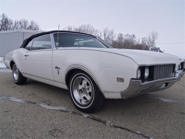 1969 Oldsmobile Cutlass (CC-1444120) for sale in JEFFERSON, Wisconsin
