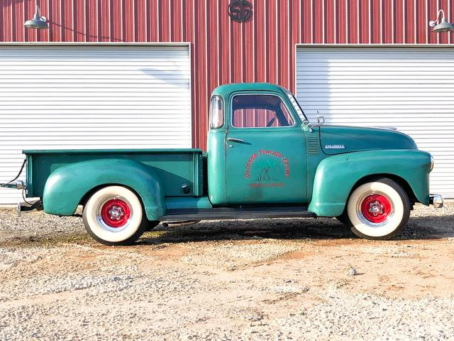 1947 Chevrolet 5-Window Pickup (CC-1444126) for sale in Roebuck, South Carolina