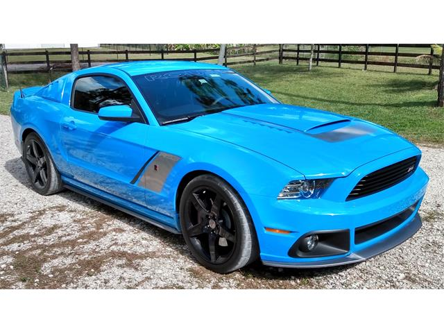 2013 Ford Mustang (Roush) (CC-1444133) for sale in West Palm Beach, Florida