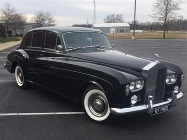 1963 Rolls-Royce Silver Cloud III (CC-1444150) for sale in Henderson, Kentucky