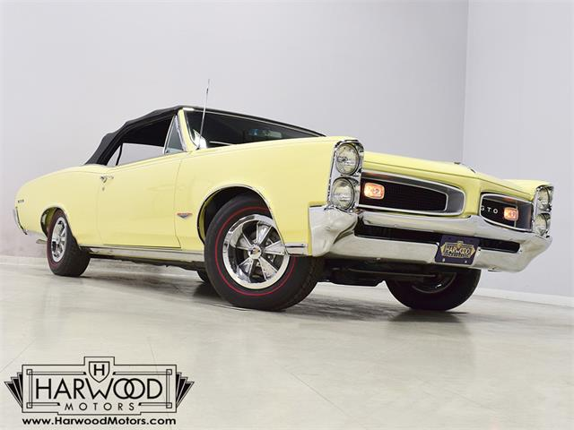 1966 Pontiac GTO (CC-1444160) for sale in Macedonia, Ohio