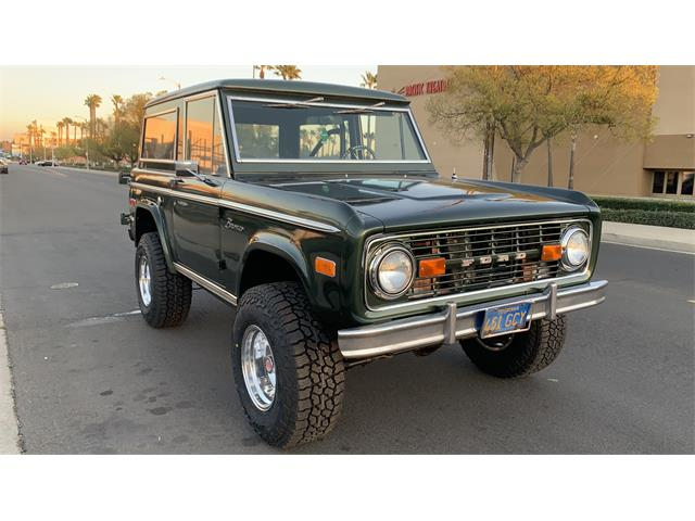 1973 Ford Bronco (CC-1444162) for sale in Pacific Palisades, California