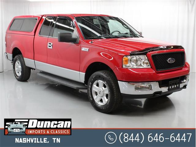 2004 Ford F150 (CC-1444165) for sale in Christiansburg, Virginia