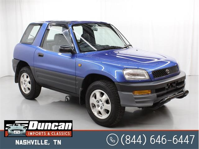 1995 Toyota Rav4 (CC-1444166) for sale in Christiansburg, Virginia