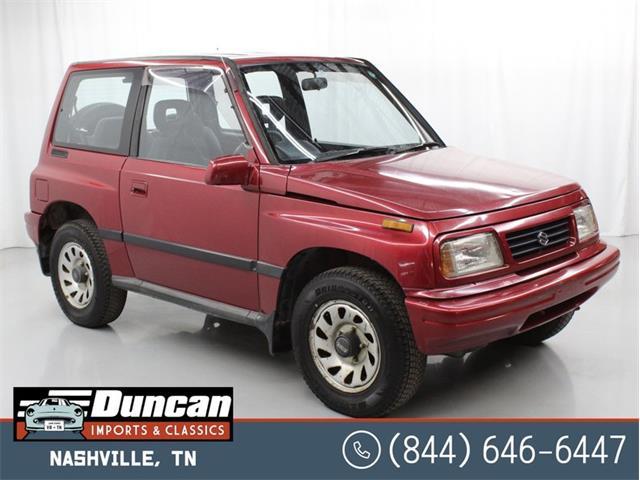 1995 Suzuki Escudo (CC-1444171) for sale in Christiansburg, Virginia