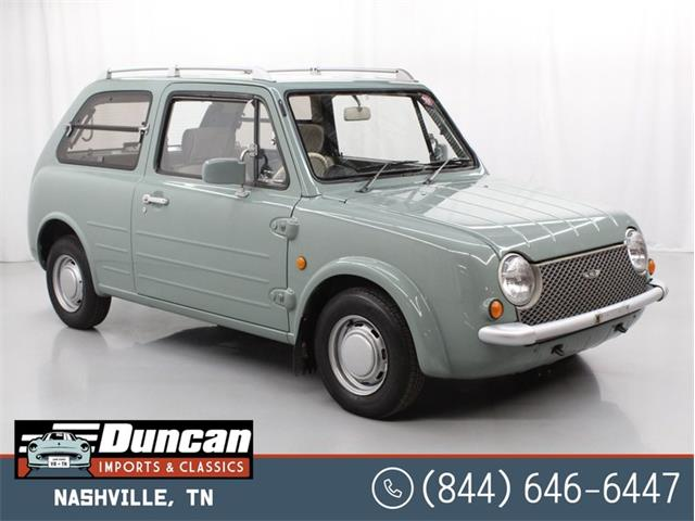 1989 Nissan Pao (CC-1444172) for sale in Christiansburg, Virginia