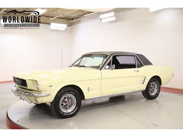 1966 Ford Mustang (CC-1444174) for sale in Denver , Colorado
