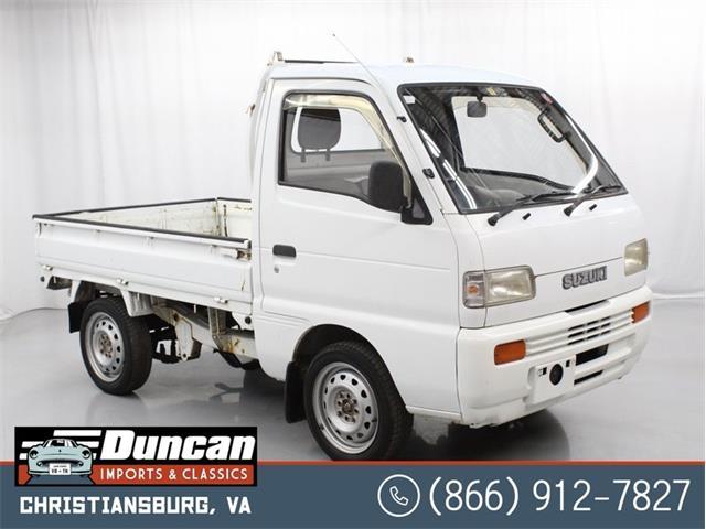 1992 Suzuki Carry (CC-1444177) for sale in Christiansburg, Virginia