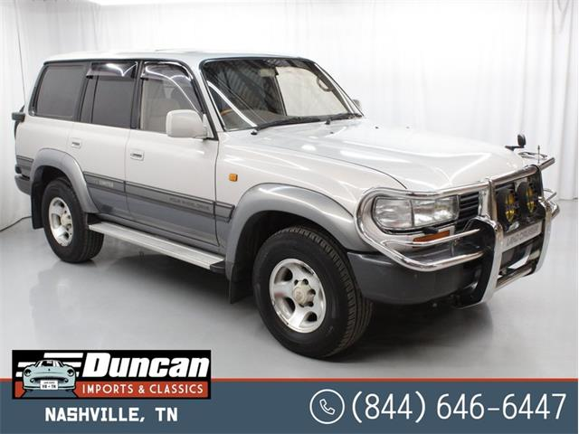 1996 Toyota Land Cruiser FJ (CC-1444185) for sale in Christiansburg, Virginia