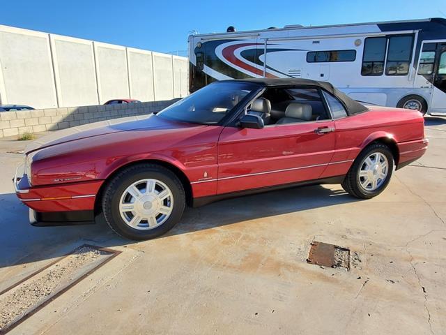 1993 Cadillac Allante (CC-1440042) for sale in Palm Springs, California