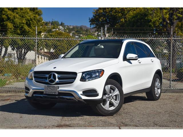 2018 Mercedes-Benz GLC-Class (CC-1440420) for sale in Santa Barbara, California