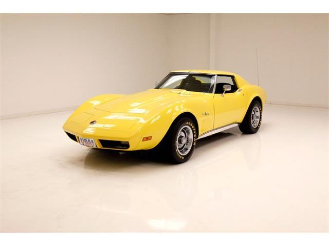 1974 Chevrolet Corvette (CC-1444200) for sale in Morgantown, Pennsylvania
