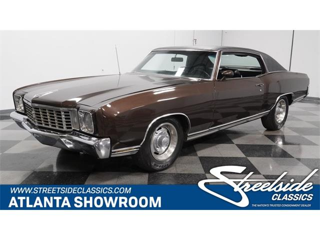 1972 Chevrolet Monte Carlo (CC-1444204) for sale in Lithia Springs, Georgia