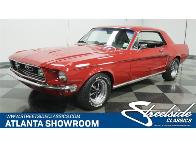 1968 Ford Mustang (CC-1444207) for sale in Lithia Springs, Georgia