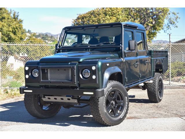 1990 Land Rover Defender (CC-1440421) for sale in Santa Barbara, California
