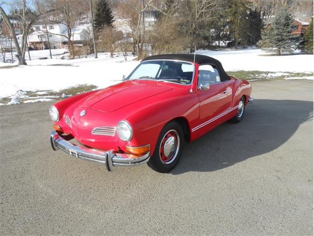 1972 Volkswagen Karmann Ghia (CC-1444217) for sale in Greensboro, North Carolina