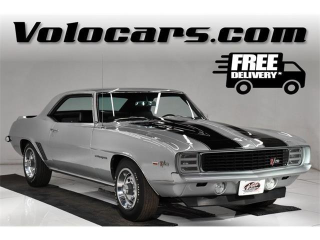 1969 Chevrolet Camaro (CC-1444222) for sale in Volo, Illinois