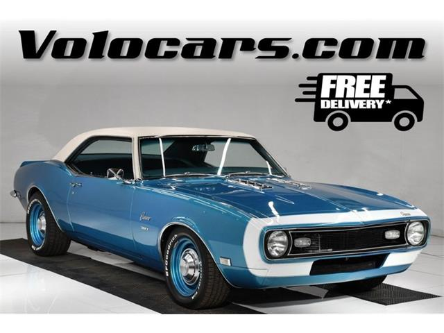 1968 Chevrolet Camaro (CC-1444232) for sale in Volo, Illinois