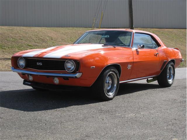1969 Chevrolet Camaro (CC-1444256) for sale in Greensboro, North Carolina