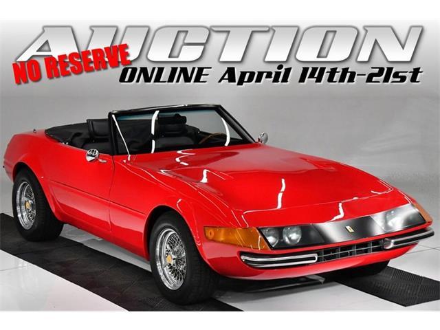 1973 Ferrari Daytona (CC-1444258) for sale in Volo, Illinois