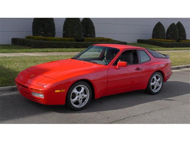 1991 Porsche 944 (CC-1444259) for sale in Greensboro, North Carolina