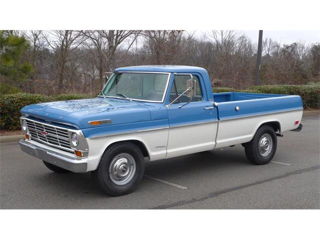1968 Ford F250 (CC-1444260) for sale in Greensboro, North Carolina