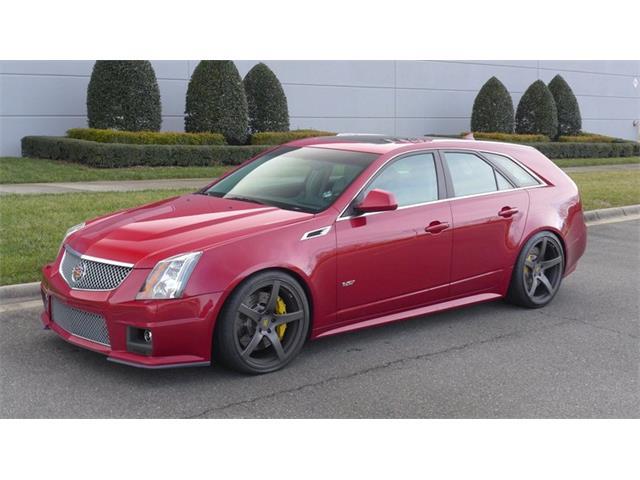 2011 Cadillac CTS (CC-1444262) for sale in Greensboro, North Carolina