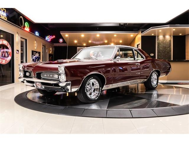 1967 Pontiac GTO (CC-1444265) for sale in Plymouth, Michigan