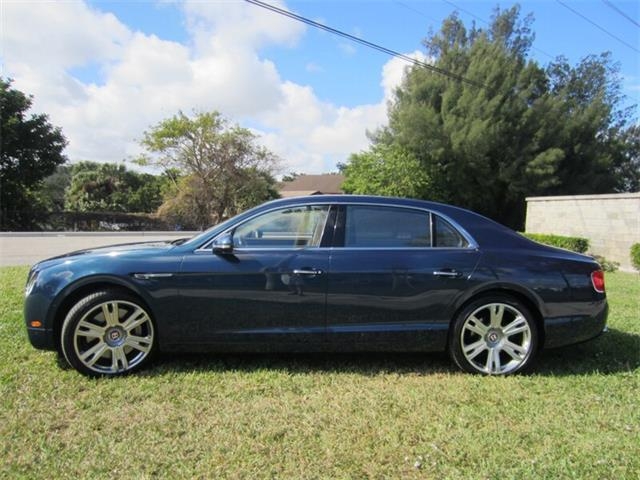 2015 Bentley Flying Spur (CC-1440427) for sale in Delray Beach, Florida
