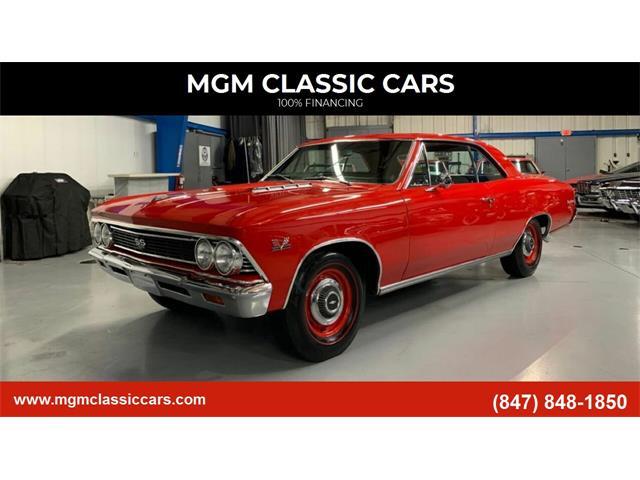1966 Chevrolet Chevelle (CC-1444281) for sale in Addison, Illinois
