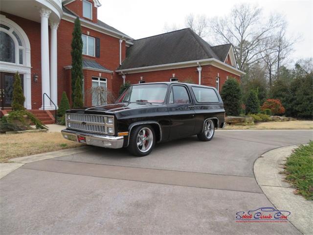 1982 Chevrolet Blazer (CC-1444291) for sale in Hiram, Georgia