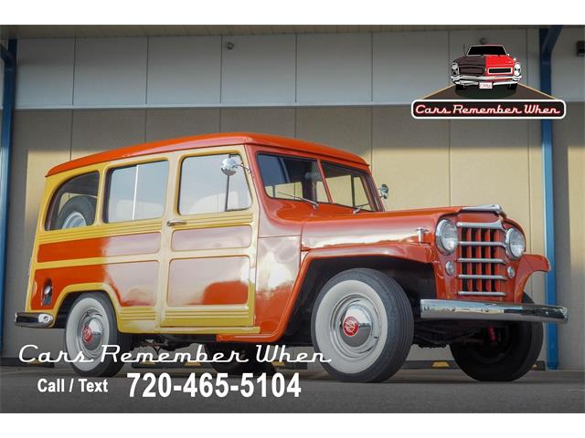 1952 Willys Wagoneer (CC-1444308) for sale in Englewood, Colorado
