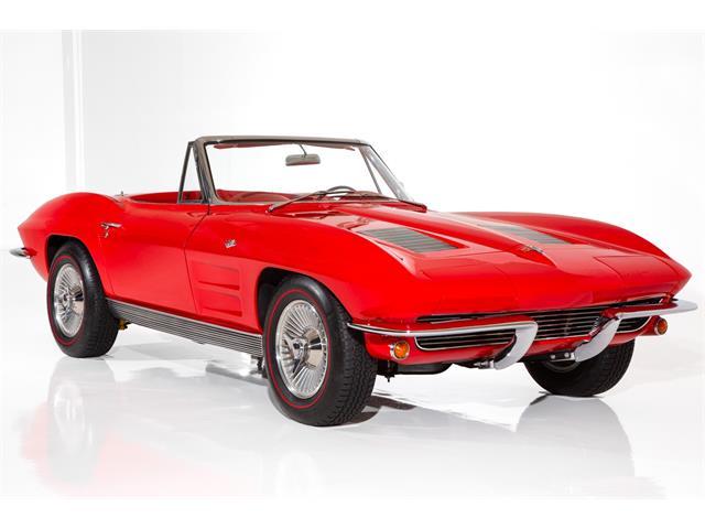 1963 Chevrolet Corvette (CC-1444323) for sale in Des Moines, Iowa